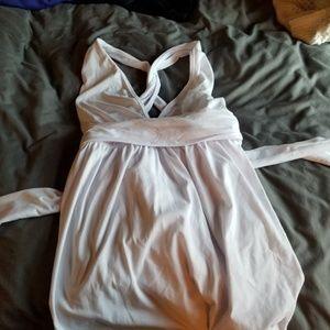 Dresses & Skirts - Mapale white dress